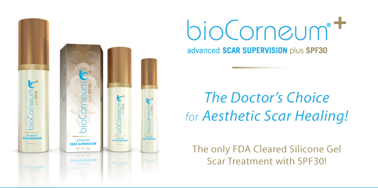 Sarasota Scar Care Treatment, bioCorneum
